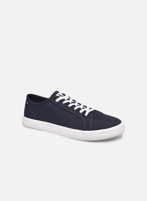 Sneakers Calvin Klein VULCANIZED SNEAKER LACEUP CO Blauw detail