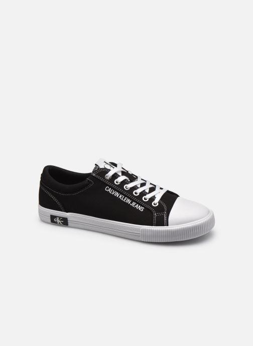 Sneaker Calvin Klein VULCANIZED SNEAKER LACEUP CO schwarz detaillierte ansicht/modell