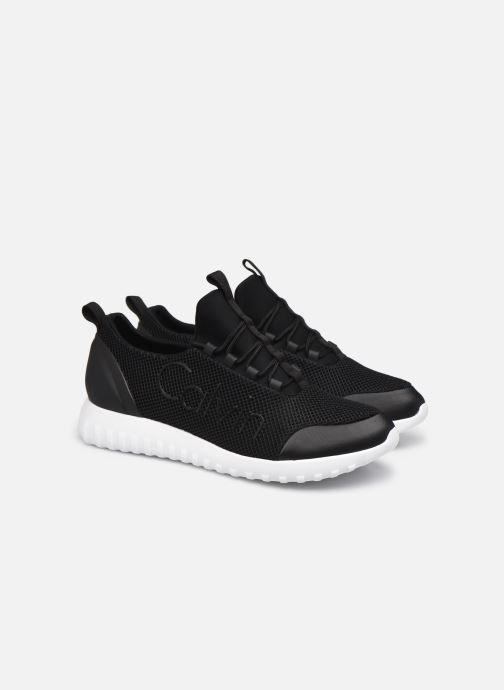 Sneaker Calvin Klein RUNNER SNEAKER LACEUP MESH schwarz 3 von 4 ansichten