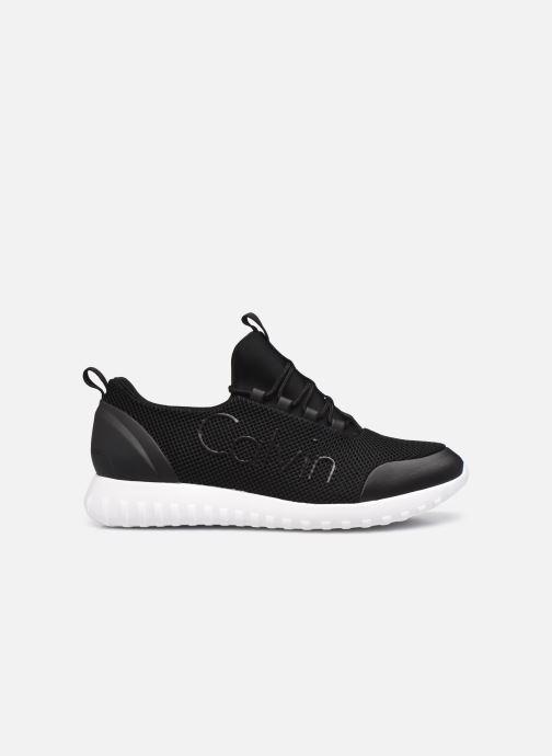Sneaker Calvin Klein RUNNER SNEAKER LACEUP MESH schwarz ansicht von hinten
