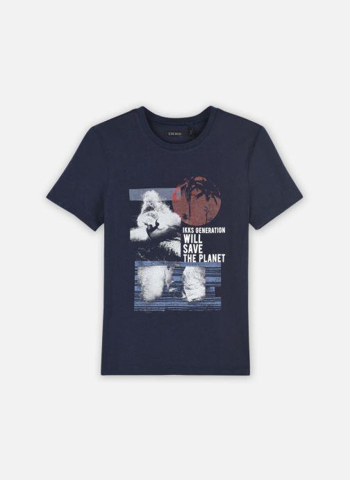 Kleding Accessoires Tee-shirt thème surf et océan XS10013