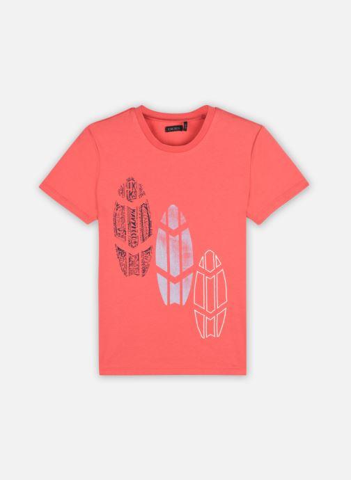 Vêtements Accessoires Tee-shirt visuel planches de surf XS10043