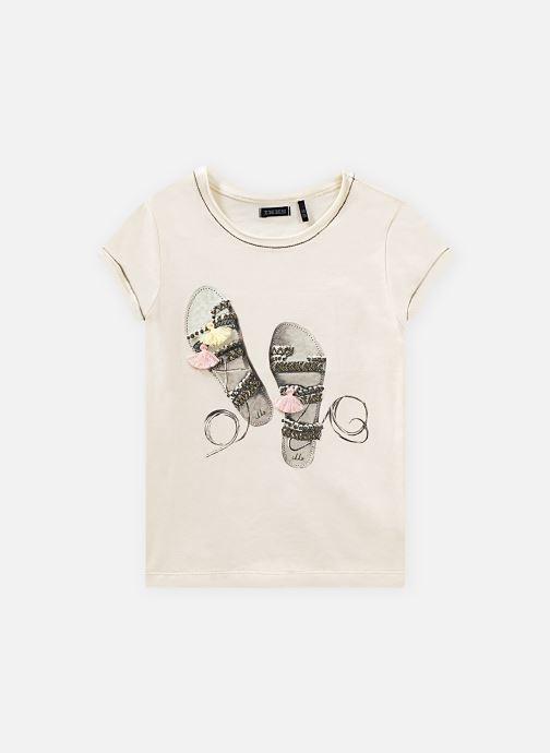Vêtements Accessoires Tee-shirt visuel sandales XS10132