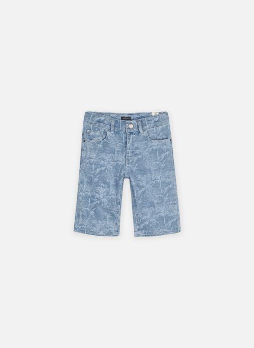 Vêtements Accessoires Bermuda denim imprimé peance and love XS25253