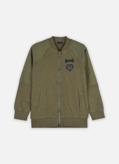 Gilet - Cardigan zipé K XS17043