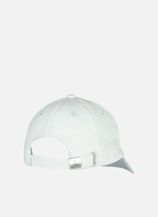 Cappellino IKKS JUNIOR  Casquette XS90083 Azzurro modello indossato