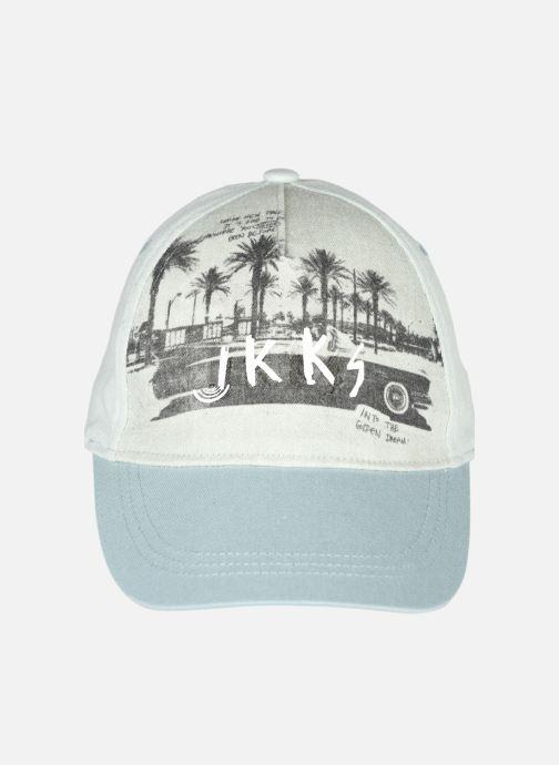 Cappellino IKKS JUNIOR  Casquette XS90083 Azzurro immagine destra
