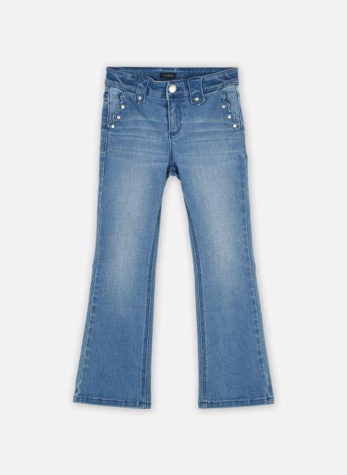 Abbigliamento IKKS JUNIOR  Denim flare  XS29022 Azzurro vedi dettaglio/paio