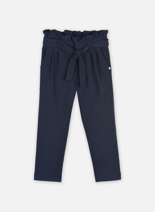 Pantalon fluide avec ceinture  XS22032