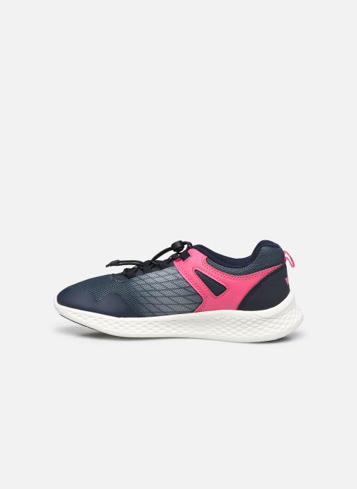 Sneakers Lico Milos Azzurro immagine frontale