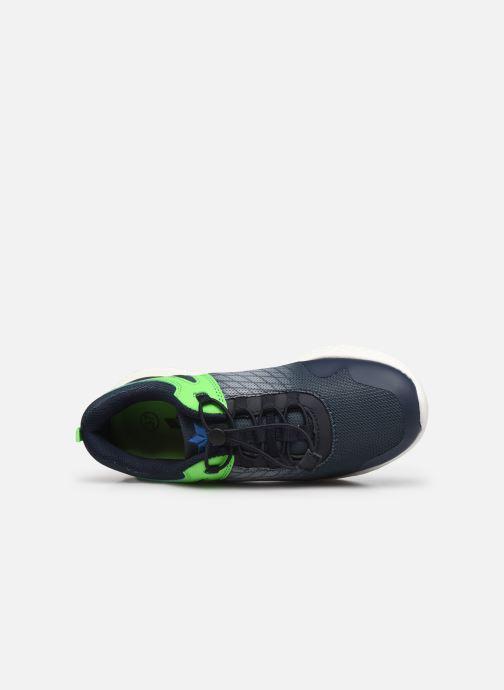 Sneakers Lico Milos Azzurro immagine sinistra