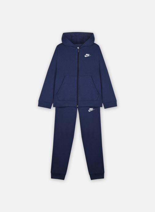 Vêtements Nike B Nsw Core Bf Trk Suit Bleu vue détail/paire