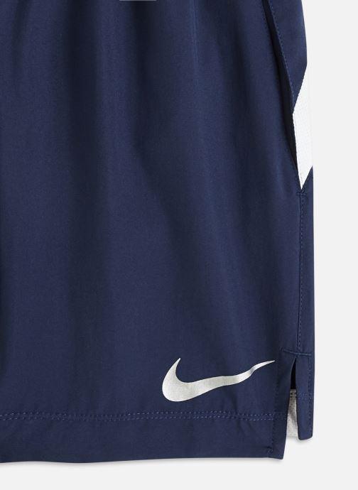 Vêtements Nike B Nk 6 Inch Woven Short Bleu vue portées chaussures