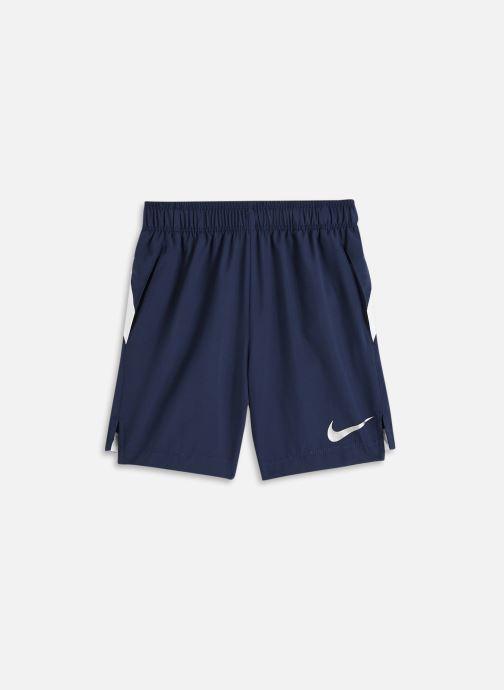 Vêtements Nike B Nk 6 Inch Woven Short Bleu vue détail/paire