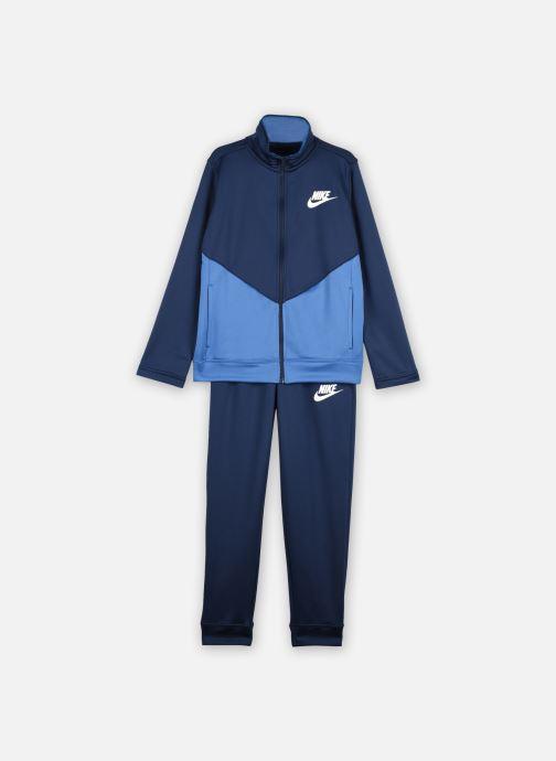Vêtements Nike B Nsw Core Trk St Ply Ftra Nfs Bleu vue détail/paire