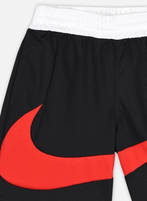 Vêtements Nike B Nk Df Hbr Basketball Short Noir vue face