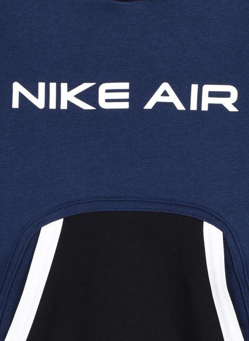 Vêtements Nike B Nsw Nike Air Bb Po Bleu vue face