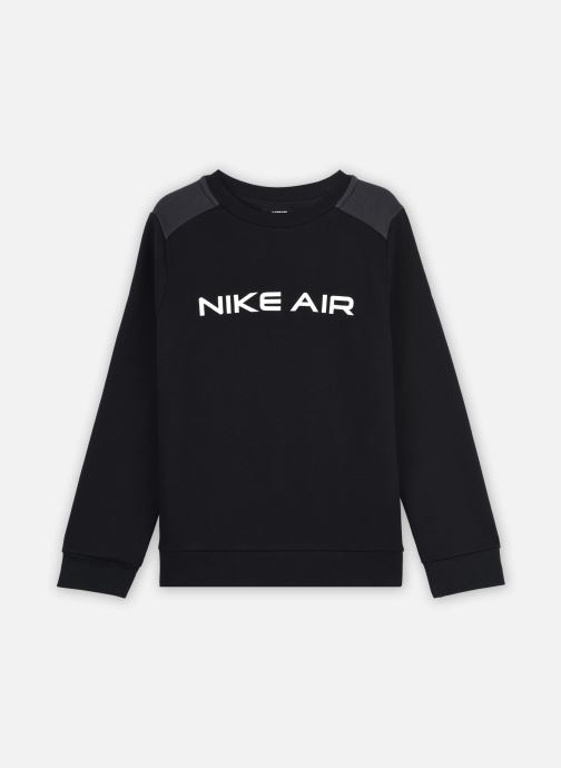 Vêtements Nike B Nsw Nike Air Crew Noir vue détail/paire