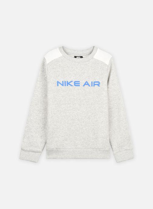 Vêtements Nike B Nsw Nike Air Crew Gris vue détail/paire