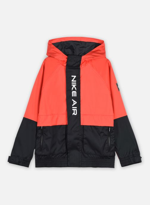 Vêtements Nike B Nsw Nike Air Wvn Hd Lnd Jkt Rouge vue détail/paire