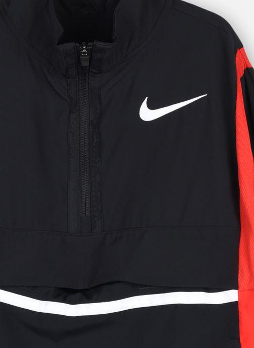Vêtements Nike B Nk Crossover Jacket Noir vue face