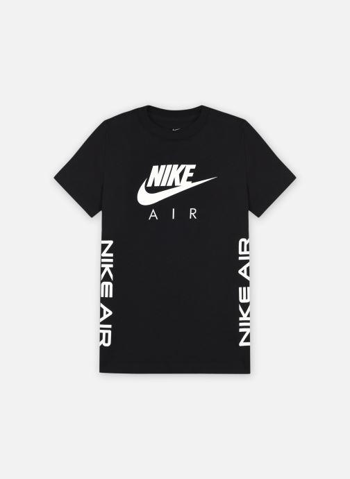 Vêtements Nike B Nsw Tee Nike Air Noir vue détail/paire