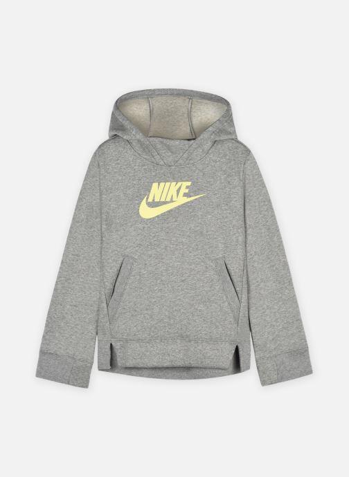 Vêtements Nike G Nsw Pe Pullover Gris vue détail/paire