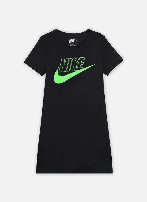 Vêtements Nike G Nsw Futura Tshirt Dress Noir vue détail/paire
