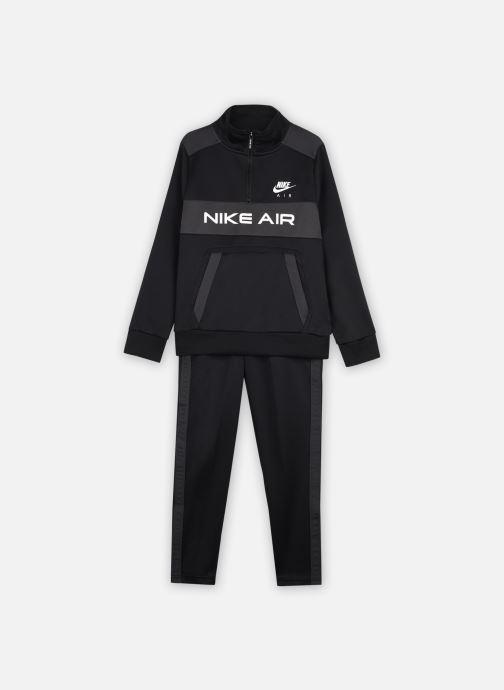 Kleding Nike U Nsw Nike Air Tracksuit Zwart detail
