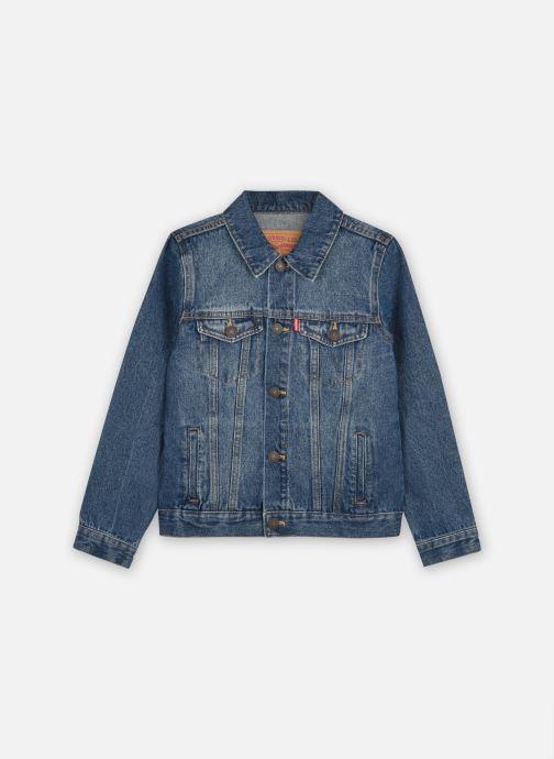 Vêtements Levi's Ldv Trucker Jacket Bleu vue détail/paire