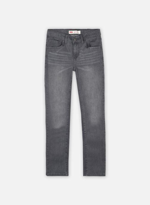 Kleding Levi's Lvb 510 Skinny Jeans Blauw detail