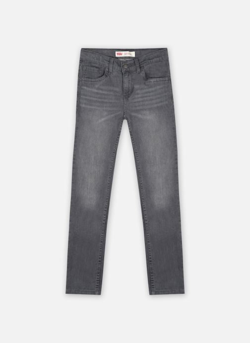 Ropa Levi's Lvb 510 Skinny Fit Jeans Gris vista de detalle / par