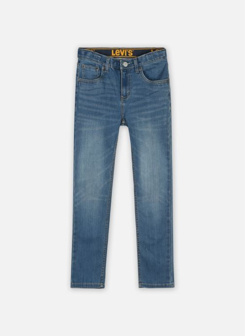 Kleding Levi's Lvb 510 Eco Performance Jeans Blauw detail