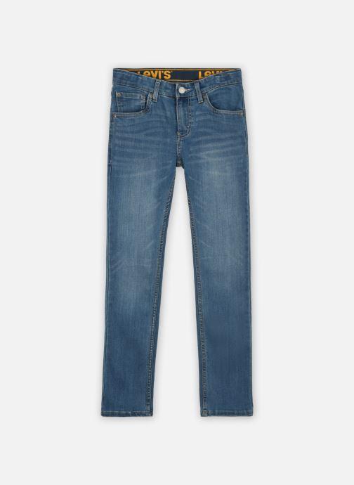 Kleding Levi's Lvb 510 Eco Perforance Jeans Blauw detail