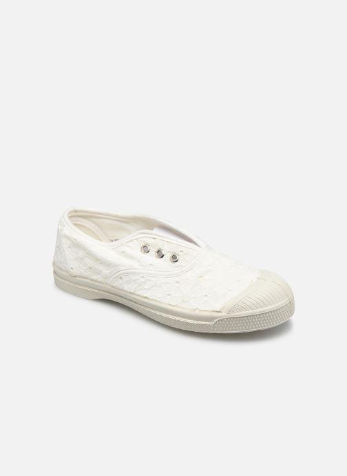 Sneakers Bensimon Tennis Elly Broderie E Bianco vedi dettaglio/paio