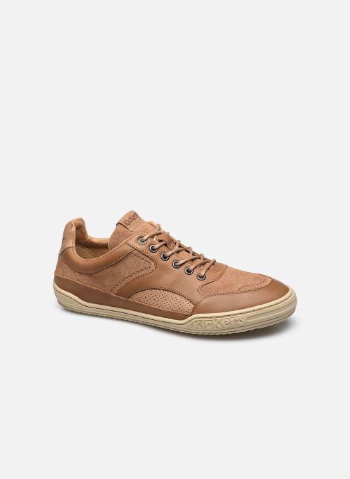 Sneaker Kickers JIRK braun detaillierte ansicht/modell