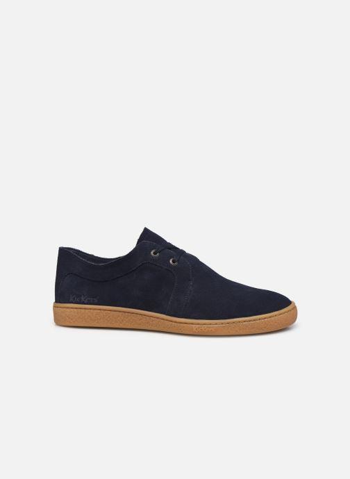 Sneaker Kickers SALHIN blau ansicht von hinten