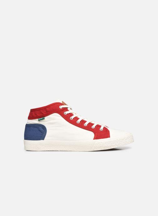 Sneakers Kickers ARVEILER Bianco immagine posteriore
