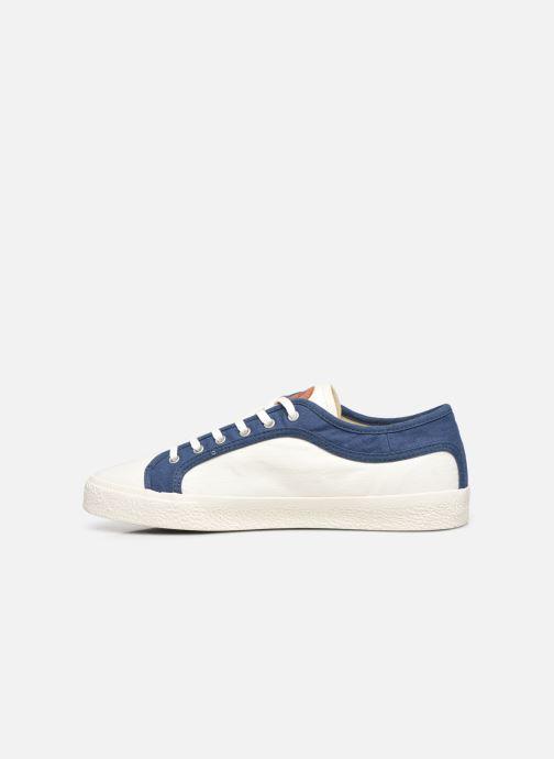 Sneakers Kickers ARVEIL Bianco immagine frontale