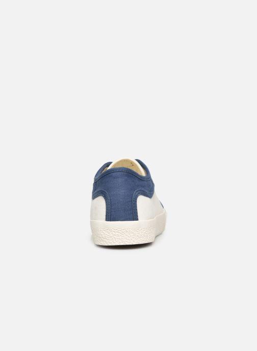 Sneakers Kickers ARVEIL Bianco immagine destra