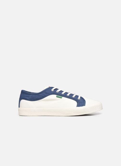 Sneakers Kickers ARVEIL Bianco immagine posteriore