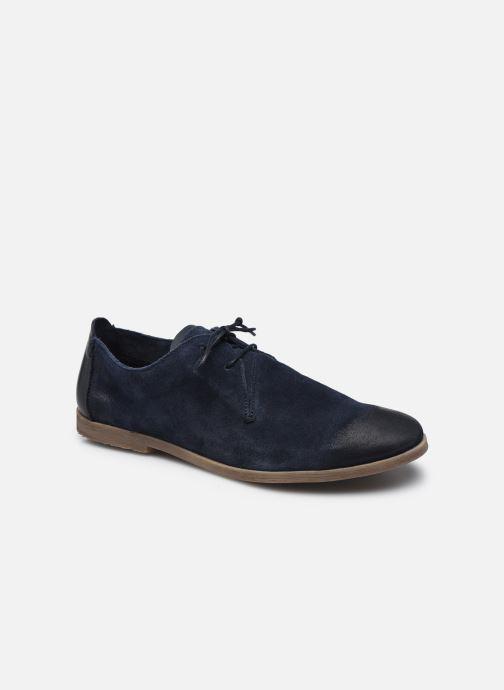 Chaussures à lacets Kickers RIVHAS Bleu vue détail/paire
