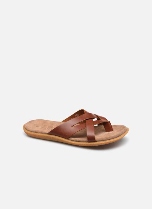 Sandalen Kickers PEPLONN braun detaillierte ansicht/modell
