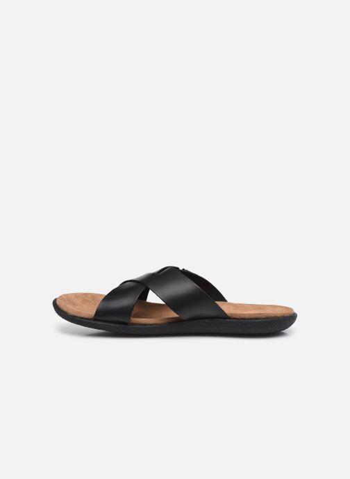 Sandali e scarpe aperte Kickers PEPLONIUS Nero immagine frontale