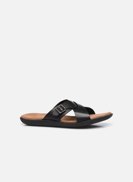 Sandali e scarpe aperte Kickers PEPLONIUS Nero immagine posteriore