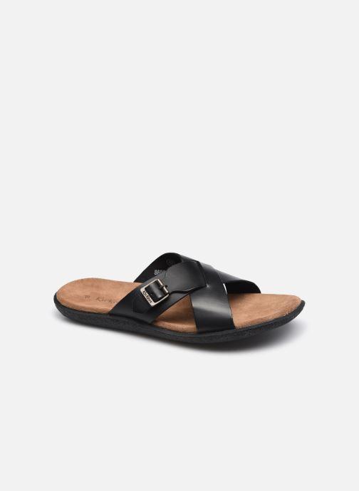 Sandali e scarpe aperte Kickers PEPLONIUS Nero vedi dettaglio/paio