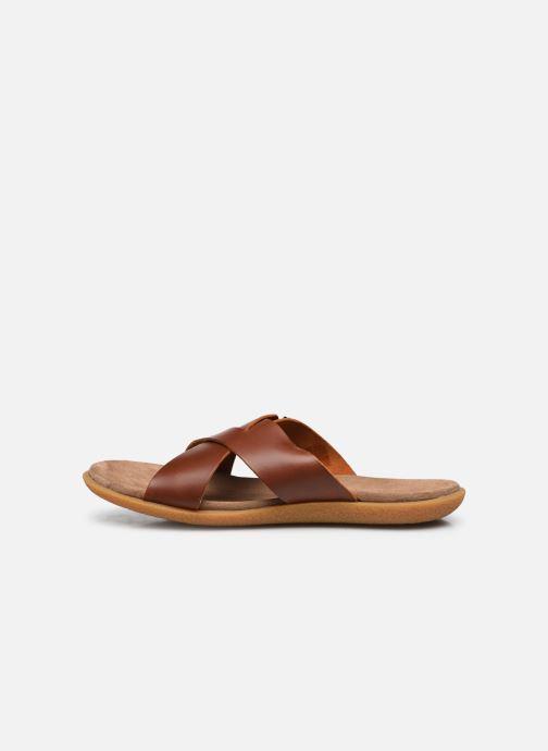 Sandali e scarpe aperte Kickers PEPLONIUS Marrone immagine frontale
