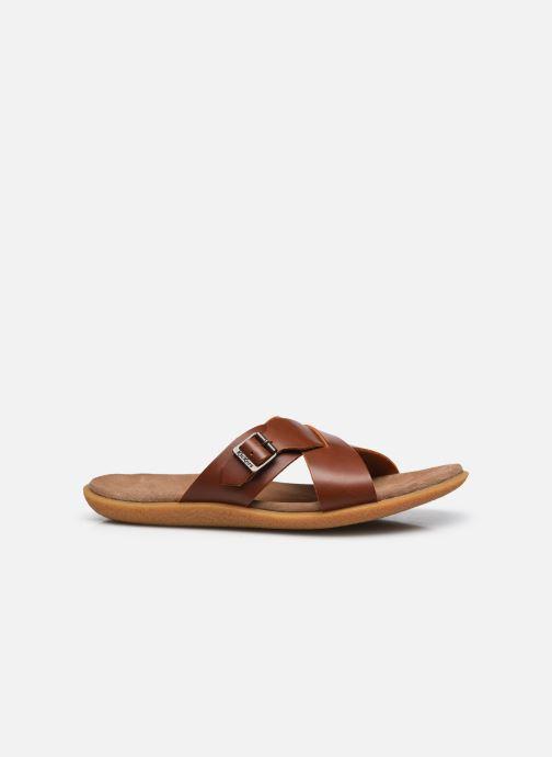 Sandalen Kickers PEPLONIUS braun ansicht von hinten