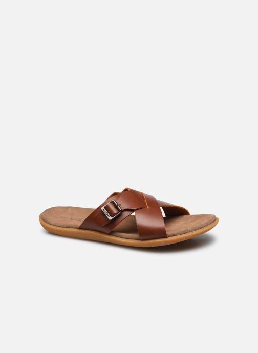Sandales et nu-pieds Kickers PEPLONIUS Marron vue détail/paire