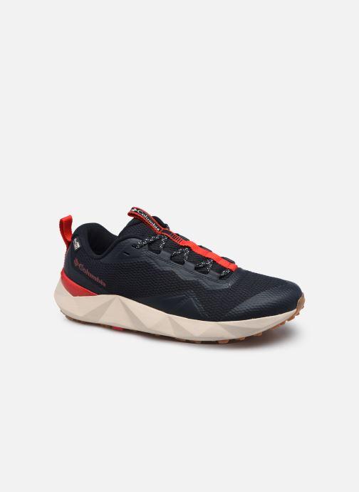 Chaussures de sport Columbia Facet 15 Outdry M Bleu vue détail/paire
